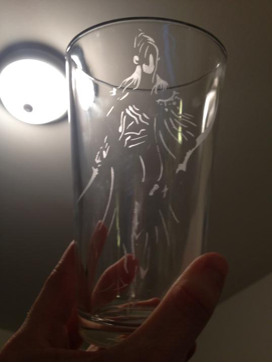 Lord's Blade, Ciaran (Glass)