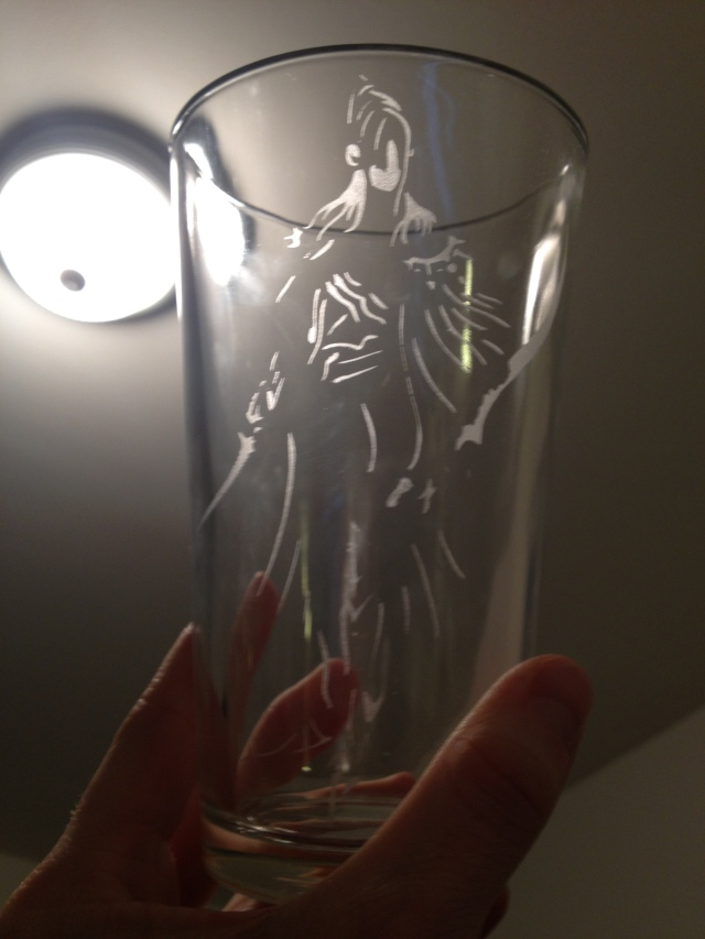 Lord's Blade, Ciaran (Glass)